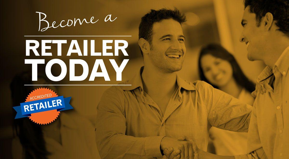 Become a Retailer Today